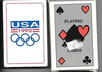 PLAYING CARDS, 1992 OLYMPICS