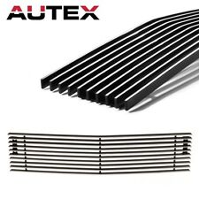 Autex Lower Bumper Billet Grille Insert for 15-17 Chevy Silverado 2500HD/3500HD