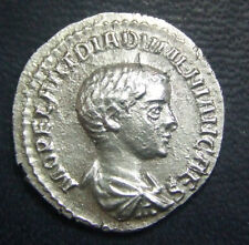DIADUMENIAN, CAESAR. KILLED BY ELAGABALUS WHEN ONLY 9. HEINOUS & TWISTED ACTS!