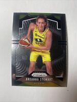 2020 PANINI WNBA PRIZM BASKETBALL BREANNA STEWART BASE CARD #70