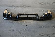 VIS 08-14 Lancer EVO X Carbon Fiber Diffuser OEM CZ4A