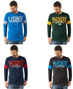 G-III Sports 810 NFL Men's Champion Long Sleeve Fashion T-Shirts