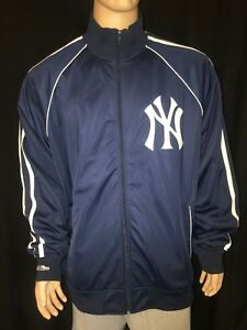 Mitchell and Ness New York Yankee's MLB Final Score Track Jacket MSRP$150