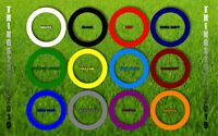 2 Cornhole Hole Circle Decals 6""