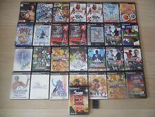 Lote de 29 juegos Sony Playstation 2 + Memory card Versión japonesa KINDOM