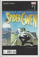 SPIDER GWEN #1 RAMOS HIP HOP VARIANT Spider-Man Miles Marvel 2015 NM- NM