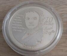 """Pièce de 10 euros, FRANCE, 2013, Henri Beyle """"Stendhal"""", sous capsule"""
