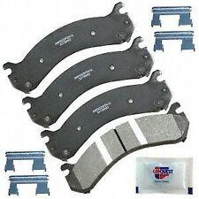 CARQUEST Brakes PMD909H Rear Premium Semi Metallic Brake Pads