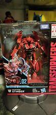 Transformers Studio Series SS02 Deluxe Class SS-02 Decepticon Stinger