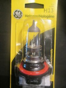 GE Halogen Replacement Bulbs H1-55, H13 or H7-55 FREE SHIP!!!