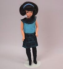 Vintage 1965 Pedigree Mini Sindy Doll MIHK With Cocktail Time Dress Outfit 12S77