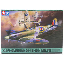 Tamiya Supermarine Spitfire Mk.Vb Model Set (Scale 1:48) 61033 NEW