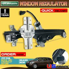 Power Window Regulator with Motor for Buick Chevy GMC Front Right 25901213