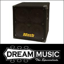 "Mark Bass Blackline STD 104HR Standard 4x10"" 8ohm Speaker Cabinet RRP$1299"