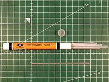 Eberhard FABER - 12 Griffel-Minen - 3025 - Slate refills - Mines d'Ardoise - OVP
