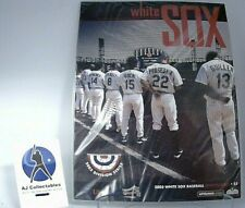 CHICAGO WHITE SOX 2005 DIVISION SERIES PROGRAM