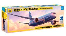 ZVEZDA 7021 CIVIL AIRLINER BOEING 787-9 DREAMLINER SCALE MODEL KIT 1/144 NEW