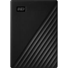 WD 5TB My Passport Portable Storage USB 3.2 Gen 1 - Black - WDBPKJ0050BBK-WESN