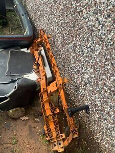 st225 orange doors bootlid spoiler bumper rear calipers hubs subframe slam panel