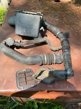 Land Rover Defender Td5 Air Box air pipe and  wing pipe