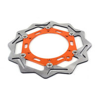 Broco 260mm Steel Front Brake Disc for 125 200 250 300 450 500 SX XCF