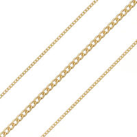 G94//10 5mm Rope Chain Necklace With Clasp Silver Plated Steel 1m Length