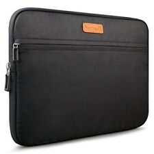 Inateck 14 Inch Laptop Sleeve Ultrabook Case Netbook Cover Notebook Bag, Black