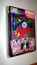 1995 Bicycle Sports Collection Major League Baseball Aces Playing Cards
