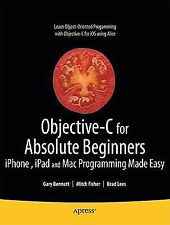 Objective-C for Absolute Beginners: iPhone, iPad and Mac Programming M-ExLibrary