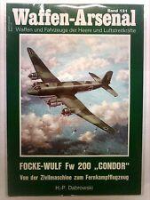 Waffen-Arsenal  Band 131  Focke-Wulf Fw 200 Condor  in Schutzhülle