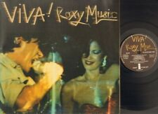 ROXY MUSIC Viva Roxy Music LP foc GATEFOLD Bryan BRIAN FERRY Phil Manzanera