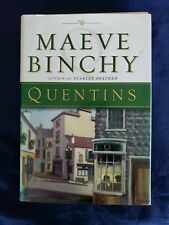 Quentins by Maeve Binchy (2002, Hardcover)