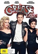 Grease Live! (DVD, 2016)