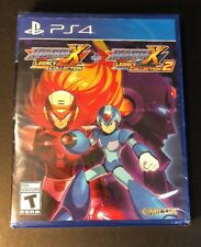 Mega Man X Legacy Collection 1 + 2 [ 8 Games in 1 Pack ] (PS4) NEW