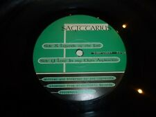 "SAGITTARIUS - Legends of the fall - 1997 Sweden 2-track 12"" Vinyl Single"