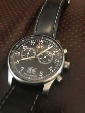 Genuine Audi Sports Business Chronograph Watch