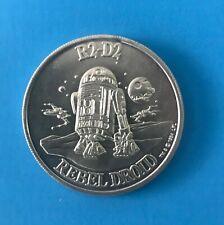 STAR WARS POTF 1984 R2-D2 COIN