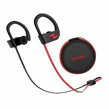 Mpow Flame In-Ear Wireless Red Headset- New and not in original packing.