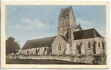 CP 50 MANCHE - Orval - L'Eglise