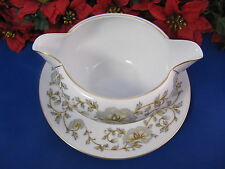 KENT China PRELUDE Gravy Boat and Underplate JAPAN EXC!