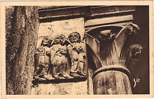 38 - cpa - VIENNE - Cathédrale St Maurice - Intérieur - Les disciples d'Emmaüs