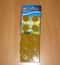LEGO Chima Pencil Case Tan New