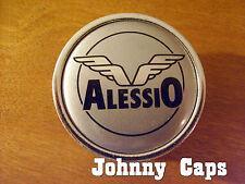 Alessio Wheels Chrome Center Caps Alessio Custom Wheel Small Center Cap (1)