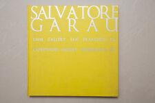 SALVATORE GARAU - Limn Gallery  Capricorno Gallery - 2004