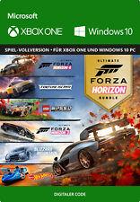 [VPN Akti] Forza Horizon 4 & 3 Ultimate Edition Bundle Xbox One / Win 10 PC Code