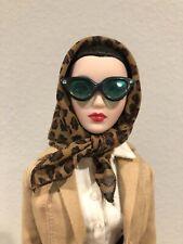 Ashton Drake Gene Marshall Doll ~1999 Safari Scarf Khaki Pith Helmet Mel Odom