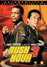 DVD NEUF scellé - RUSH HOUR 3 / Edition boîtier avec hologramme -D9