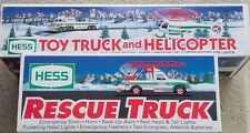 Lot Of 2 Hess Vehicles - 1994, 1995