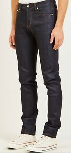 BNWT Naked & Famous Super Skinny Guy Stretch Red Line Selvedge, Size 28x34