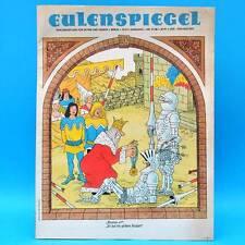 Eulenspiegel 51/1986 | DDR-Wochenzeitung für Satire und Humor | Geburtstag A